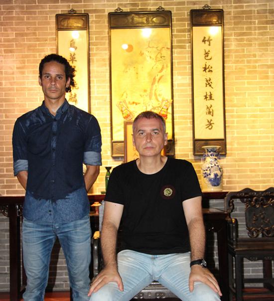 La Ceremonia del Bai Si en el Kung Fu